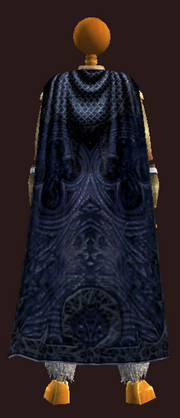 Stitched Cape of the Heavenly Mage (worn)