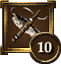 Achievement Icon fishing-pole 10