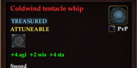 Coldwind tentacle whip