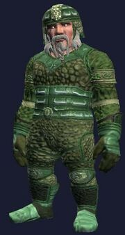 Armor of the Grove (Armor Set)