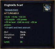 Frightsilk Scarf