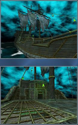 Galleon-dreams