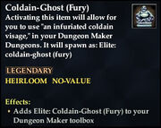Coldain-Ghost (Fury)