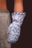 Oracle's Sacred Handguards (Equipped)