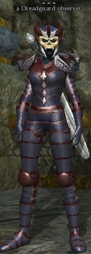 A Dreadguard observer