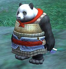 Hua Mein Warrior
