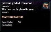 Gilded Ironwood Bureau