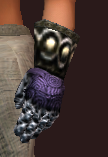 Augur's Combine Gauntlets (Equipped)