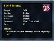 Bovid Essence