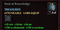 Stud of Knowledge