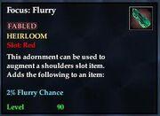 Focus Flurry