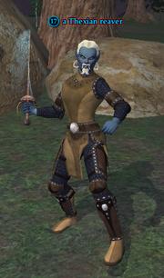 A Thexian reaver