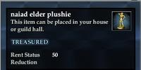 Naiad elder plushie