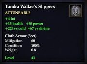Tundra Walker's Slippers