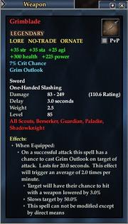 Grimblade (Fighter)