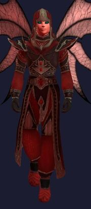 Fire Weaving (armor set)