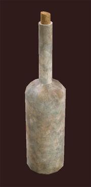 Silvrery-wine-bottle