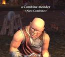 A Combine mender