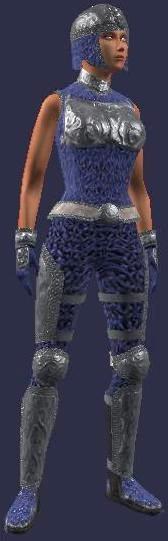 Reinforced Grifter (female)