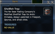 Shellfish Trap