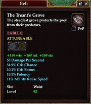 The Treant's Grove