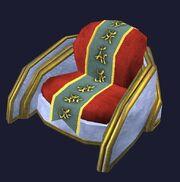 A Vigilant captain's chair (Visible)