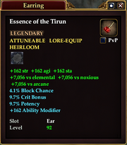 Essence of the Tirun