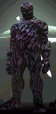 An ethereal guardian