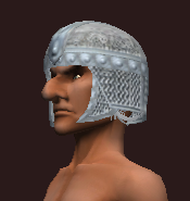 Archaic Spiritualist's Coif (Equipped)