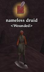 Nameless druid (Jarsath Wastes)