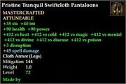 Tranquil Swiftcloth Pantaloons