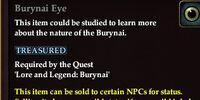 Burynai Eye