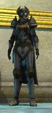 Lavaworn Armor Set (female)