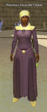Priestess Alena the Chaste (Qeynos)