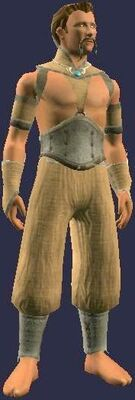 Silent Fist Initiate (Armor Set) (Visible, Male)