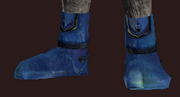 Whale Bone Boots of the Othmir (Equipped)