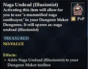 Naga Undead (Illusionist)