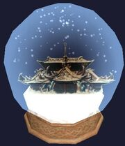 The Gorowyn Snowglobe (Visible)