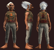 Shirt of the Red Shadow (Equipped)