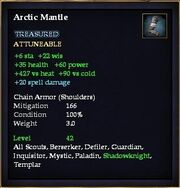 Arctic Mantle