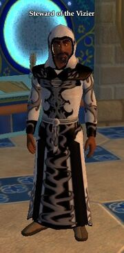 Steward of the Vizier