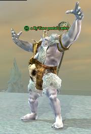 A Ry'Gorr portal caster