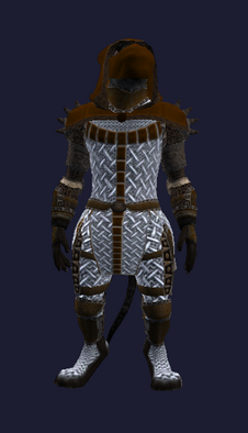 Pathfinder's (Armor Set)