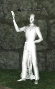 A spectral instructor