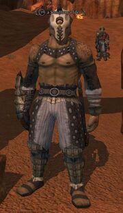 A Sandfury elder