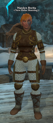 Warden Bretta