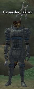 Crusader Tastirr