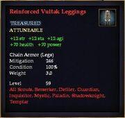 Reinforced Vultak Leggings