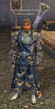 Field Marshal Vishra (Cobalt Scar)
