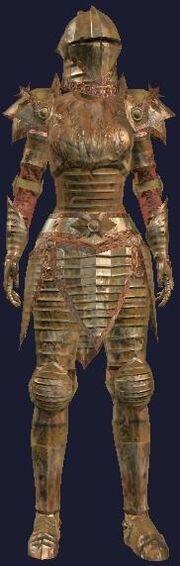 Celestial ceremonial officer (female)
